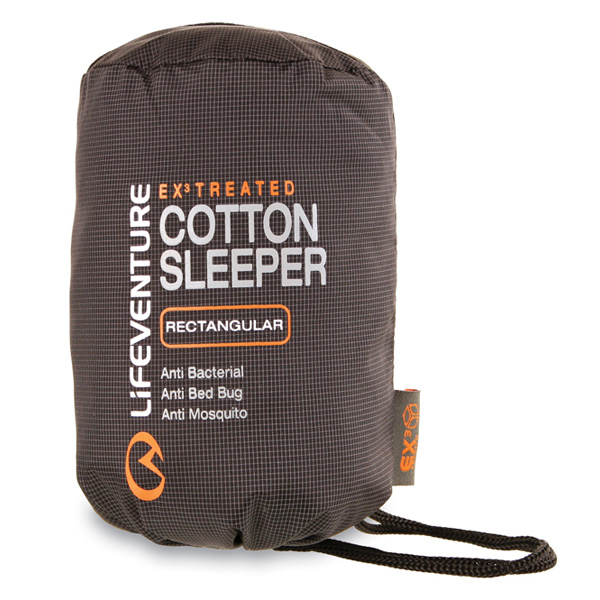 Lifeventure Cotton Sleeper - Weighs 337g - €24.99