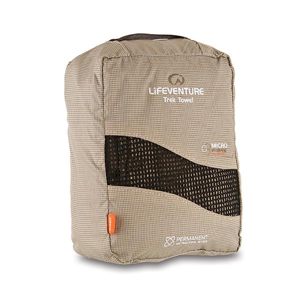 Lifeventure MicroFibre Trektowel - Size XL - €29.99 - weighs 350g