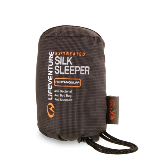 Lifeventure Silk Sleeper - weighs 150g - €56.99