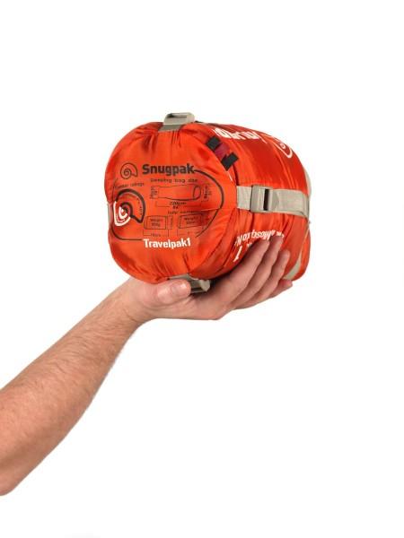 Snugpak Travelpak 1 - weighs 850g - €43.50